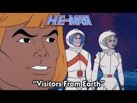 He Man - Visitors From Earth - FULL episode