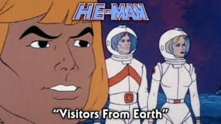 He-Man - Visitors From Earth - FULL episode