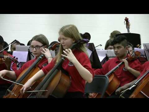 McConnell Middle School: Moonlight Tango
