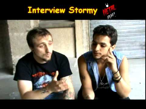 Total metal zone tv interview 3 stormy metal oh