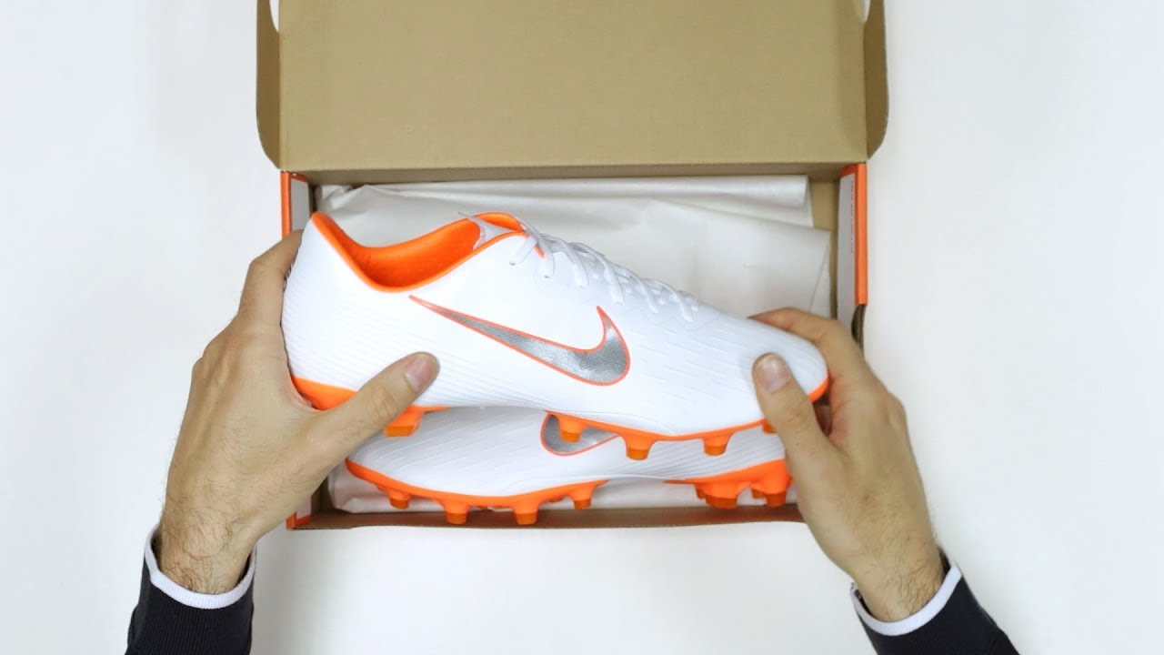 UNBOXING: Nike MERCURIAL Vapor PRO AG-Pro JUST DO IT PACK - Las botas del  Mundial de Rusia 2018