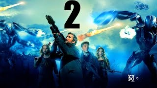 Falling Skies: The Game - Walkthrough Part 2 - Locate the Convoy