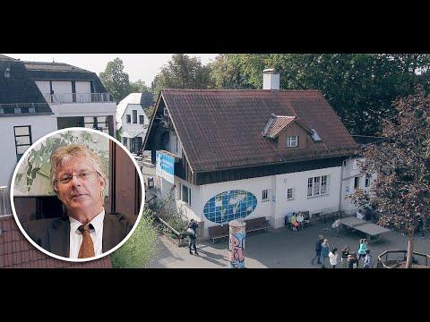 Dr. Oliver Berg vom Obermenzinger Gymnasium über Corona, Lüften und Luftreiniger