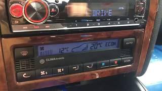Климатика VW GOLF 4