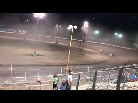 Sweetwater Speedway IMCA Stock Cars - Aug. 10, 2018