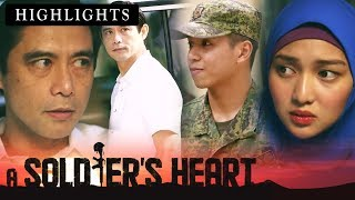 Amer warns Isabel about Michael | A Soldier