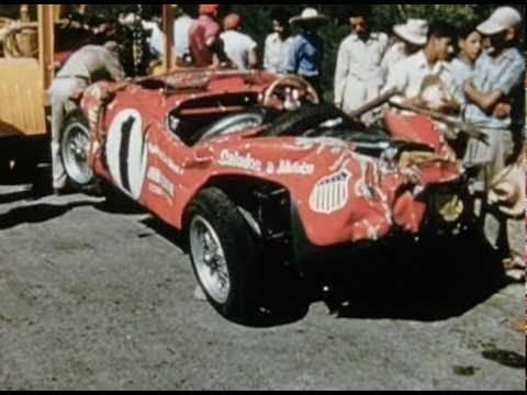 Carrera Panamericana (1950-54)