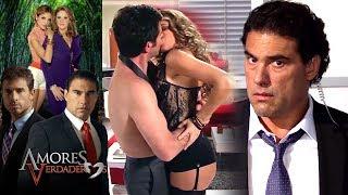 Amores Verdaderos - Capítulo 12: ¡Arriaga encuentra a Nelson con Kendra!