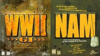 NAM & WWII GI PC Game Review