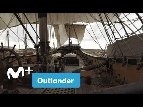 Viaja al universo de Jamie y Claire a través de  un vídeo 360 de &39;Outlander&39; T3
