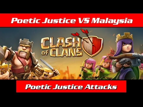 Poetic Justice VS Malaysia