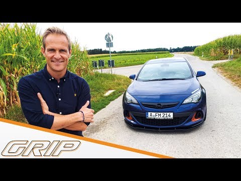 Dreikampf der Kompakt-Klasse-Kracher! I Opel Astra OPC, Renault Megan RS, Golf GTI I GRIP