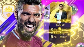 FIFA 18: POTM AGÜERO Squad Builder BATTLE 🔥🔥