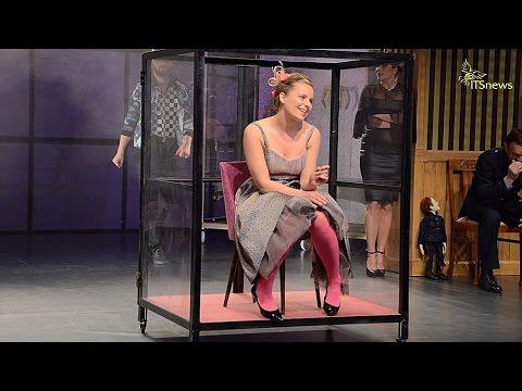 Teatr 6 Piętro. Ożenek Nikołaj Gogol. próba - scena 1