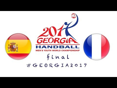 Spain - France (Final) IHF Men's Youth World Championship