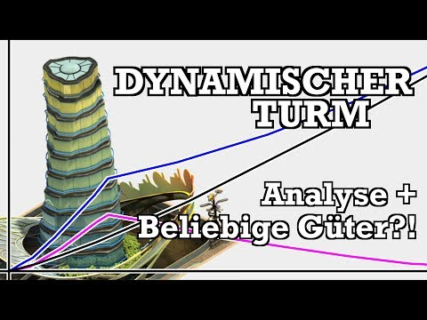 Forge of Empires -- DYNAMISCHER TURM -- Analyse + Beliebige
