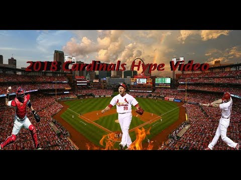 St .Louis Cardinals 2018 Hype Video