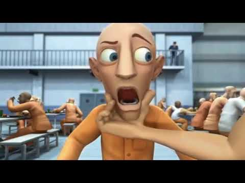 JUNGLE JAIL (Animation) - BELIEVER (Imagine Dragons)