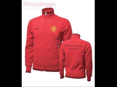 Áo Khoác Thể Thao Manchester United, Áo Khoác MU