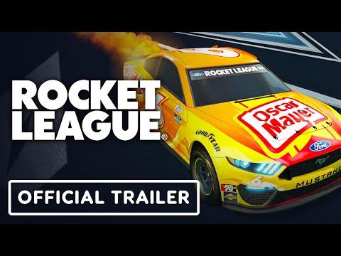 Rocket League - Official NASCAR 2021 Trailer
