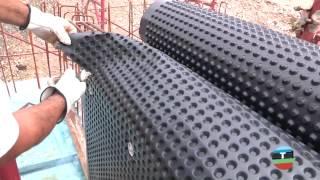 видео листовая теплоизоляция