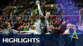 Highlights | CSM Bucuresti vs Györ | Main Round 4 | Women's EHF Champions League 2018/19