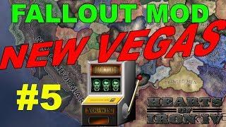 HOI4 - Waking the Tiger - Fallout mod - New Vegas! - Part 5