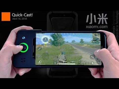 Crítica al BLACK SHARK de Xiaomi