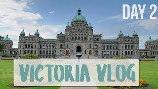 VICTORIA ADVENTURE DAY 2 | Claire Margaret Corlett