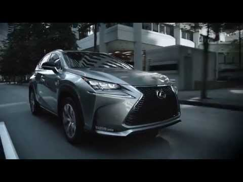 Lexus 2015 Suv >> Lexus NX Commercial - YouTube
