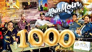 Folge 1000: Top 20 absurder Momente & Neues Intro | MoinMoin mit Budi, Eddy, Nils, Simon & Donnie