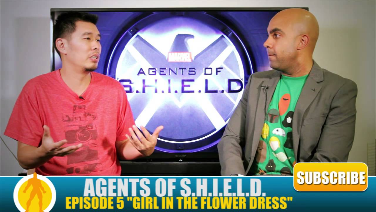 """Download Agents of S.H.I.E.LD. Episode 5 """"Girl In The Flower Dress"""" Review"""