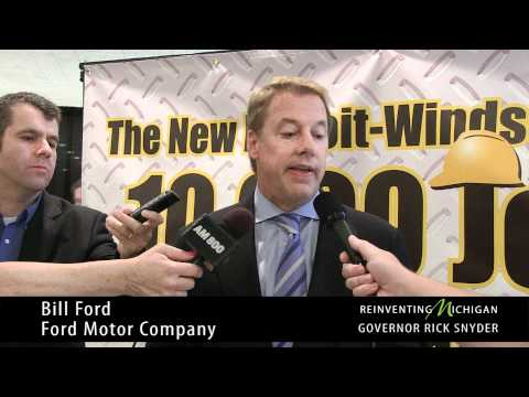 Bill Ford Explains How the New Bridge Between Detroit and Canada ...