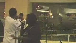Lisa Lust freestyling at Street-Level Youth Media's city wide open ...