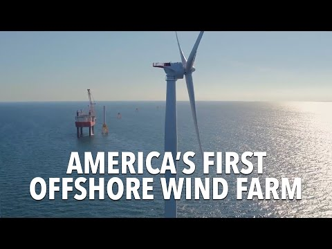 America's First Offshore Wind Farm