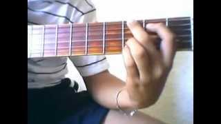 como tocar te quiero de hombres g en guitarra