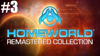 Homeworld Remastered Collection Gameplay Mission/Part 3 Everything`s on fire!