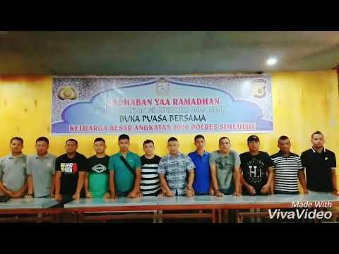 AJD Nusantara Polres Simeulue Polda Aceh