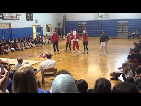 Barry Clause and the Nutcrackers- Charter School of Wilmington Gym Dance