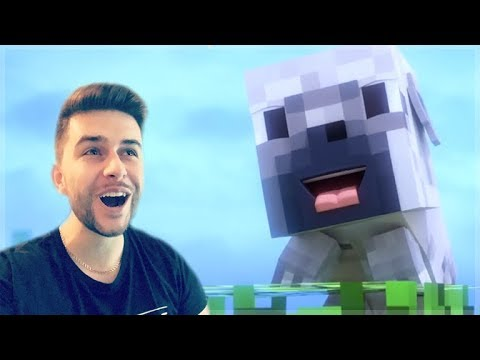 REACTING TO PUG LIFE MINECRAFT MOVIE!! Minecraft Animations!