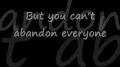 """""""Where Will You Go"""" - Origin - Evanescence"""