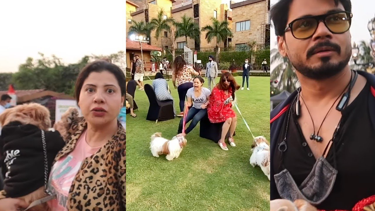 DOG Event me hum HAAR Gaye  | Ep4 | Lonavala 2021 | Ss Vlogs Series :-)