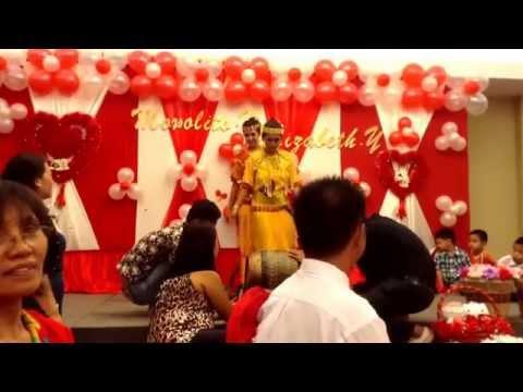 Tarian Toraja wedding