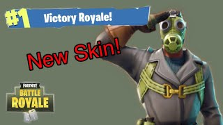 Nouveau! Sky Stalker Skin - Fortnite Squad Gameplay - Fortnite Battle Royale