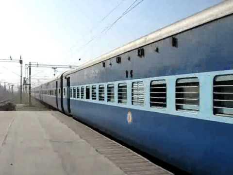 Will Rameswaram - Faizabad train halt at Myiladuthurai??