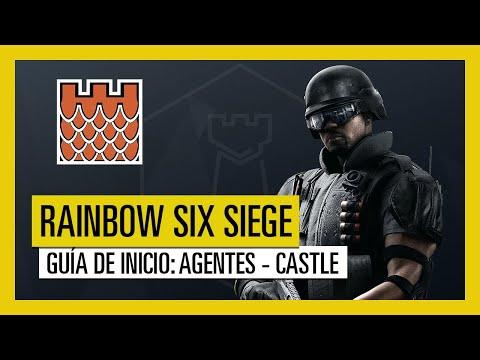 Tom Clancy's Rainbow Six Siege - Guía de inicio al agente Castle