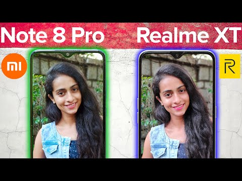 Redmi Note 8 Pro vs Realme XT Camera Comparison - 2 BIG Differences!!!