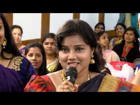 Tamil News Reader Devika