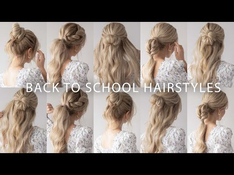 easy-back-to-school-hairstyles-2020-📚👩🏼‍🎓