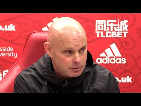 Middlesbrough 1-3 Manchester United - Steve Agnew Full Post Match Press Conference